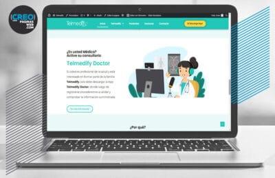 Cliente web Telmedify